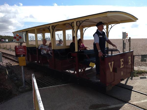 Volks Electric Railway at Brighton