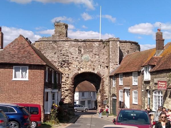 East Gate, Rye