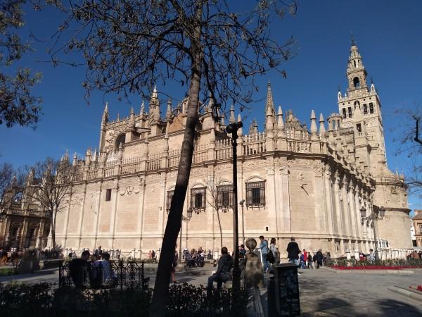 Sevilla Catédral and La Giralda