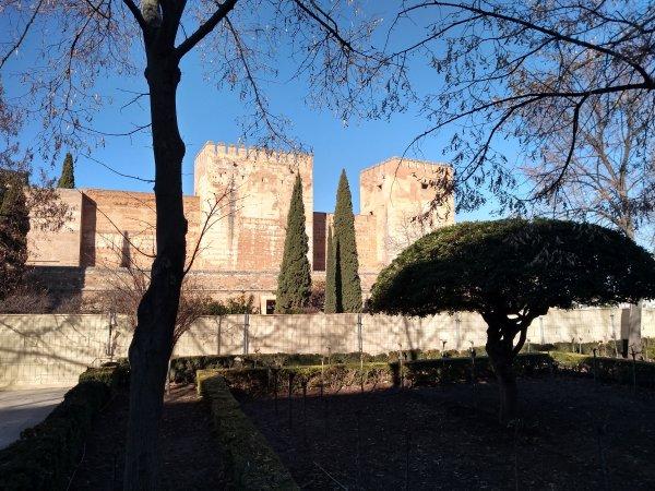 Alcazaba Ruins